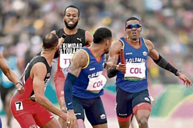 Felicitaciones al atleta de Risaralda Jhon Alexander Solís