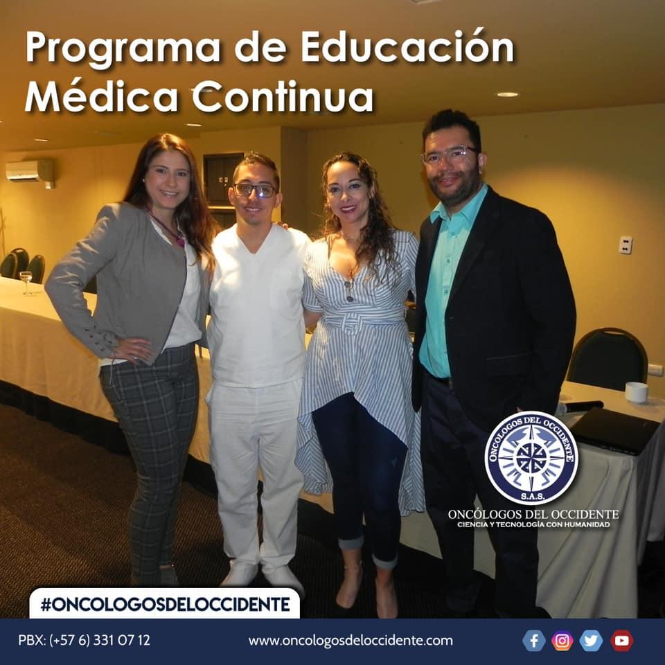 Programa de Educación Médica Continua