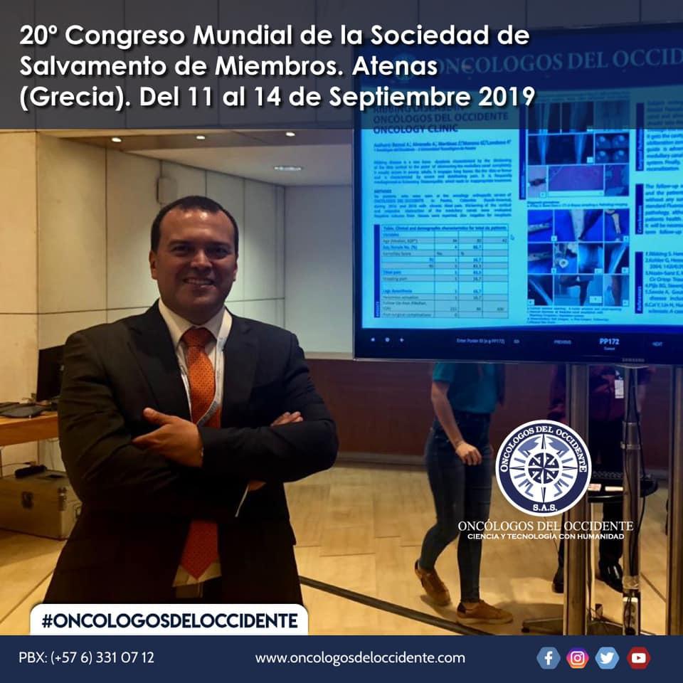 20 Congreso Mundial de la Sociedad de Salvamento de Miembros