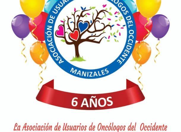 Cumpleaños número 6 de asociación de usuarios de Oncólogos del occidente