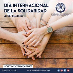 Día internacional de la solidaridad
