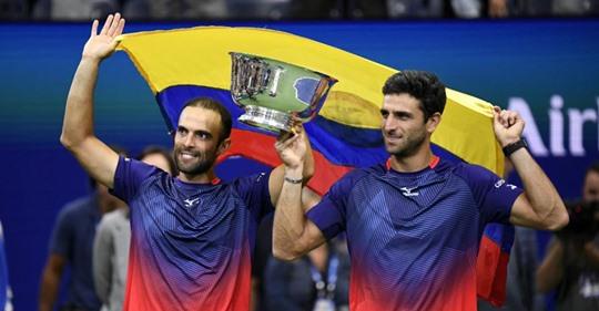 ¡Cabal y Farah, campeones del US Open!