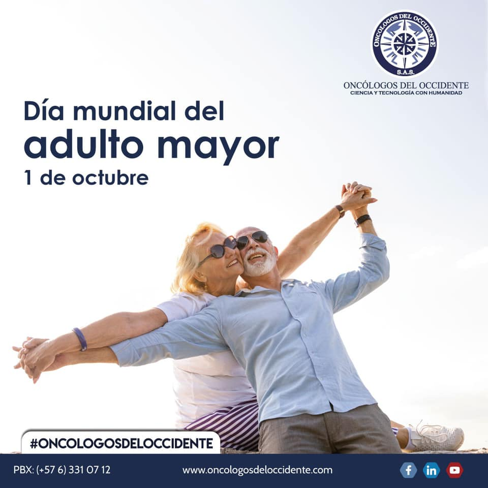 Día mundial del adulto mayor