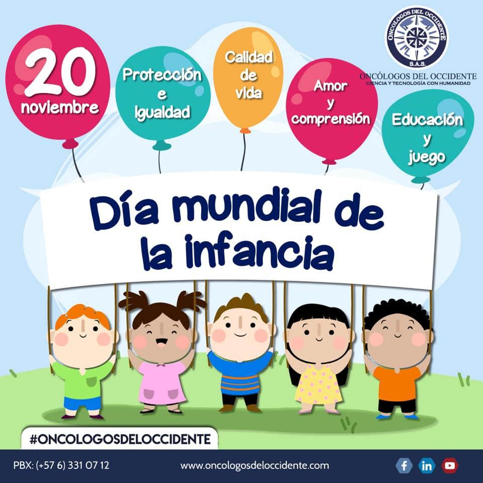 Día mundial de la infancia