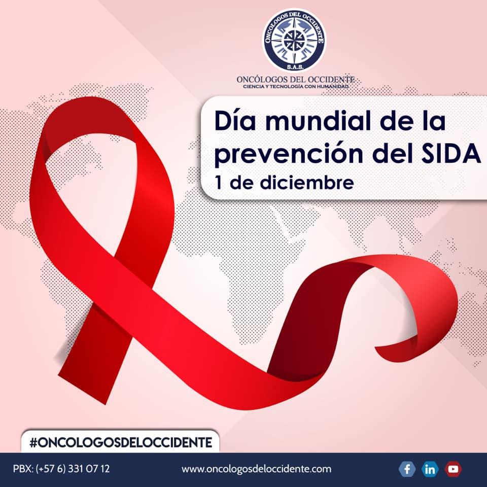 Día mundial de la prevención del SIDA