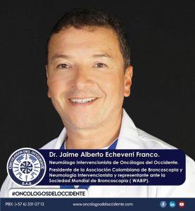 Dr. Jaime Alberto Echeverri