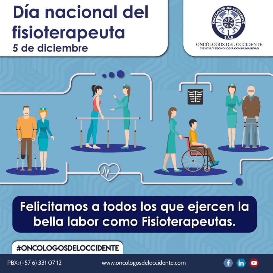 Día nacional del fisioterapeuta