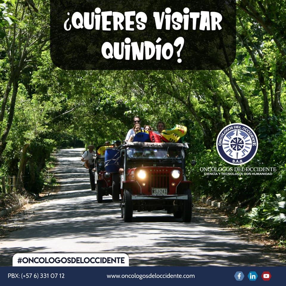 ¿Quieres visitar Quindío?