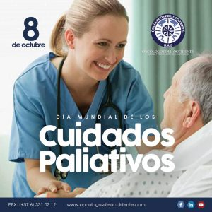 «08 de octubre día mundial de los cuidados paliativos»