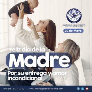 30 de Mayo. Feliz día de la Madre