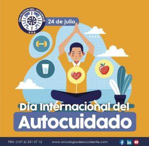 24 de Julio. Día Internacional del Autocuidado