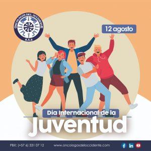 12 agosto. Día Internacional de la Juventud