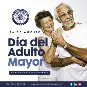 26 agosto Día del Adulto Mayor