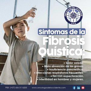 Síntomas de la Fibrosis Quística